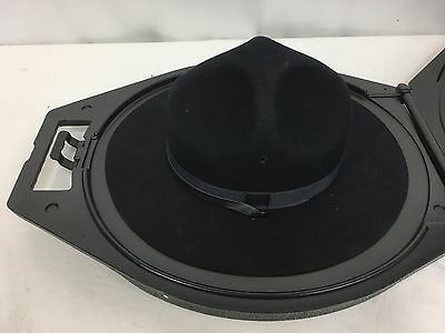 Police Officers Hat With Case