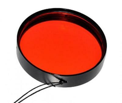Intova Red Filter lens for Sport Pro Video Camera for Underwater Photography