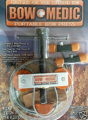 Bow Press Portable for compound bows
