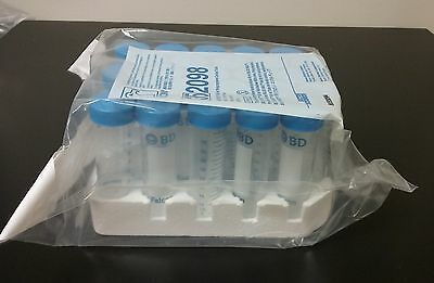 Falcon 50mL High Clarity Sterile PP Conical Centrifuge Tube 352098