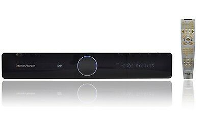 Harman Kardon HS 100 DVD-Player Receiever 5.1 mit Fernbedienung