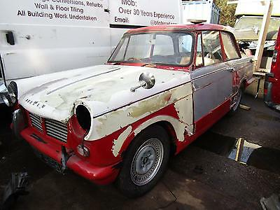 Triumph HERALD 1200 breaking for parts