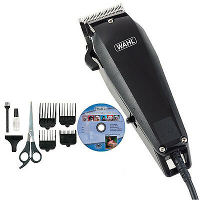 Wahl Multi Cut Professional Grooming Clipper Kit Hair Trimmer Pet Animal Dog Dvd