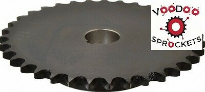 """40B36 G&G, 1/2 Inch Pitch, Chain Size 40, Finished Bore Sprocket, 1"""" Bore"""