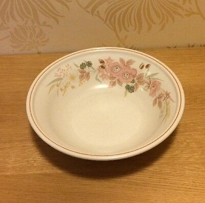 "Boots - Hedge Rose - 6 7/8"" 17.5 cm - Soup / Cereal Bowl - Several Available"