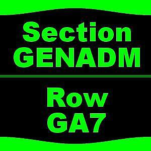 1-6 Tickets Ted Nugent 8/23 Packard Music Hall