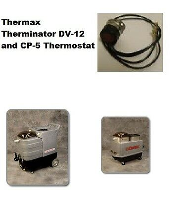 Thermax Therminator DV-12 and CP-5 Thermostat NEW
