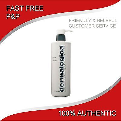 Dermalogica Dermal Clay Cleanser 500ml Fast Free Delivery