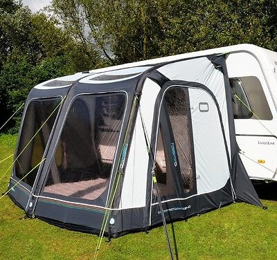 Outdoor Revolution Oxygen Compact AirLite 340 Caravan Awning 2016 Model