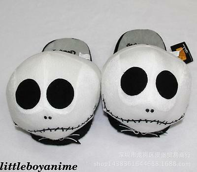 The Nightmare Before Christmas Plush Soft Shoes Cosplay Indoor slipper Halloween