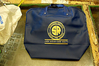 Southern Railway Serves the South carry all bag