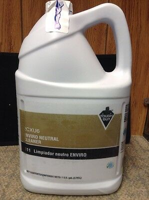 Neutral Floor Cleaner, Tough Guy, 2CXU6. New.