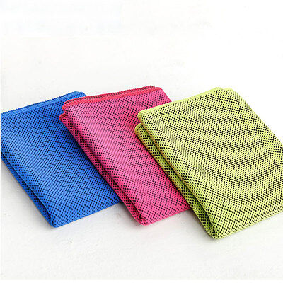 Cold Cool Running Swimming Jogging Instant Cooling Towel Travel Summer Sports