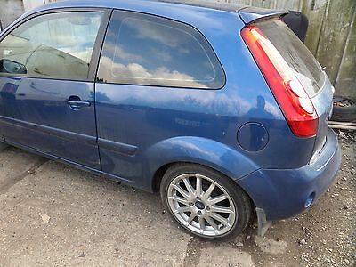 Ford Fiesta mk6 OCEAN BLUE 1.4 TDCI  BREAKING SPARE side repeater 3 DIESEL 2008