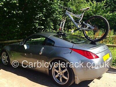 Nissan 350z 370z Bike Rack