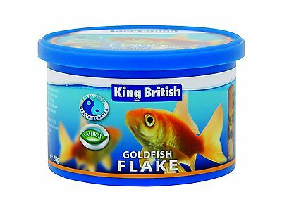 Complete Flake Food for all Goldfish & Coldwater Fish 55g