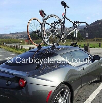 Lotus Evora Bike Rack