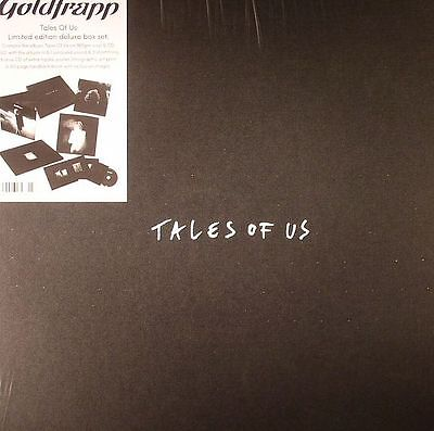 GOLDFRAPP - Tales Of Us: Box Set (Deluxe) - Vinyl (LP box)