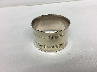 Silver Plated  Napkin Holder RRP £15.95