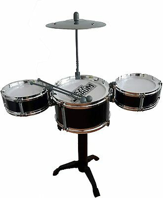 Kids Childrens Desk Mini My First Drum Kit Small Musical Percussion Gift Present