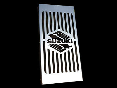 Vl800 Suzuki Radiator Cover Volusia Intruder Boulevard C50 Stainless Guard Grill