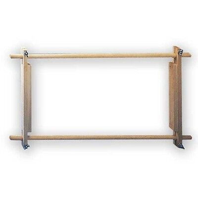 F a edmunds 60cm scroll frame for cross stitch and needlepoint projects. Shippin