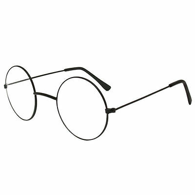HARRY POTTER GLASSES Metal Wire Costume Round Wizard Adult Child Kids