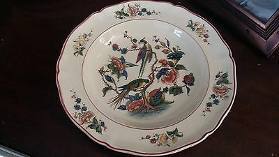 Large Villeroy & Boch Phönix/Phoenix pattern (red) Bowl
