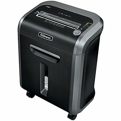 Fellowes Powershred 79Ci 100% Jam Proof 16-Sheet Cross-Cut Heavy Duty Paper
