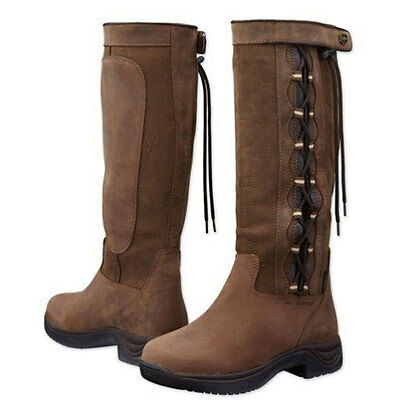 Dublin Ladies Tall Pinnacle Boots - Waterproof
