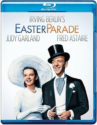 Easter Parade Blu-ray Judy Garland Irving Berlin Fred Astaire DVD NEW