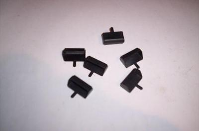 Lionel Parts 97  , Set Of 6 Buckets For Coal Elevator