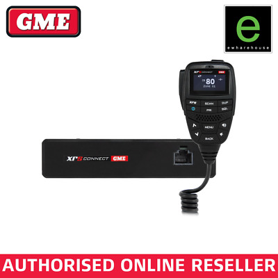 Gme Xrs-370C Connect 5Watt 80 Channel Bluetooth Uhf Radio (Tx3550S Replacement)
