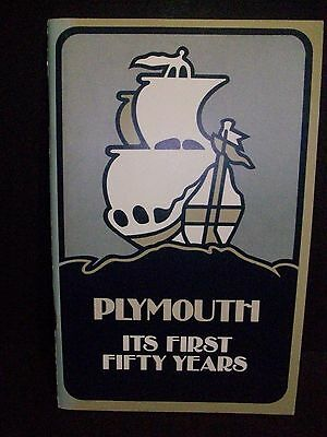 Plymouth - Its First Fifty Years - Chrysler Corporation