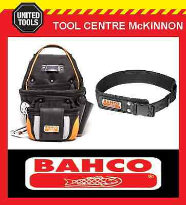 Bahco 4750-Up-1 Universal Tool Pouch With 4750-Qrlb-1 Quick Release Belt