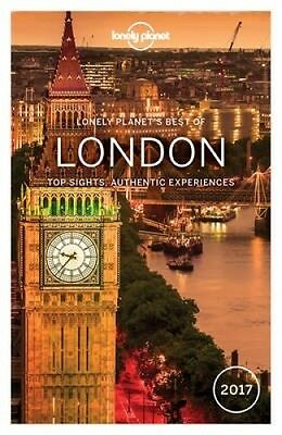 Best of London: 2017 (Travel Guide) by Lonely Planet
