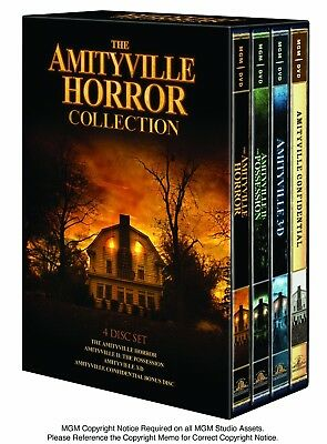 The Amityville Horror Collection [Regions 1,4] - DVD - New - Free Shipping.