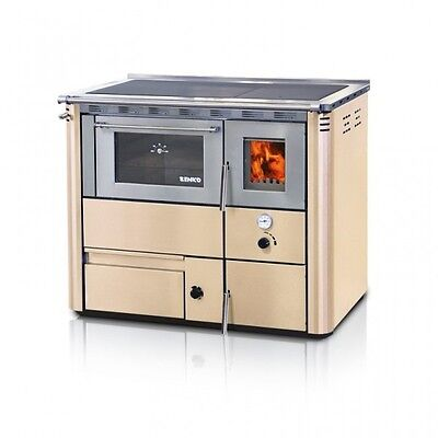 solid fuel central heating cooker 30KW