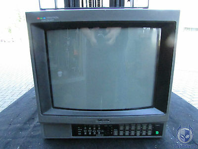 Sony Trinitron PVM-1442QM Color Video Monitor Arcade RGB Retro