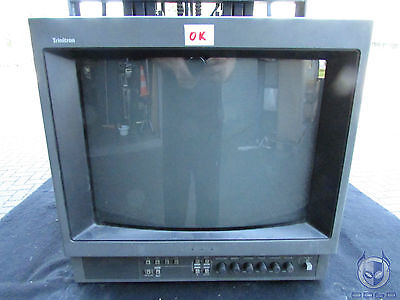 Sony Trinitron PVM-1450QM Color Video Monitor Arcade RGB Retro nr.3
