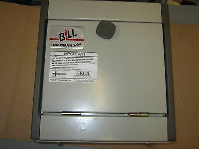 Mem Eaton Bill 4 Way At104 Distribution Board With 100 Amp Main Switch