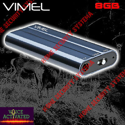 Listening Device Voice Recorder Vimel Audio Voice Activated