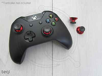 Xbox One Red Chrome Joystick Mod Controller Thumbstick Thumb Stick Axis