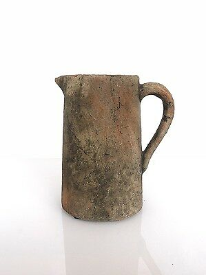 Biblical Ancient Terracotta JUG Holy Land Roman Pottery Pitcher REPLICA
