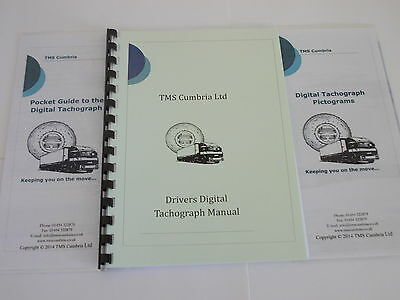Driver Digital Training Pack . Tachograph Product. WHDTP.