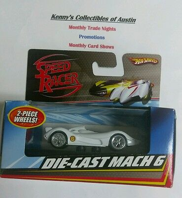 Speed Racer Diecast Mach 6