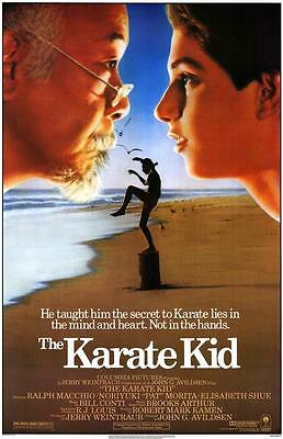 The Karate Kid Movie POSTER 11 x 17 Ralph Macchio, A, LICENSED NEW