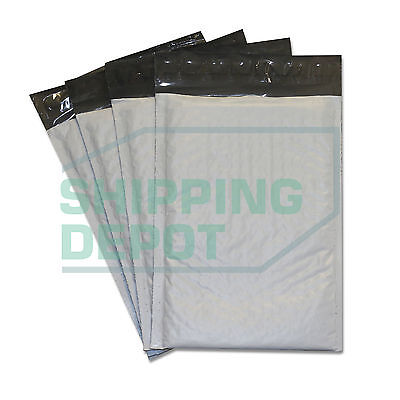 """1-500 #0 6x10 Poly Bubble Mailers Self Seal Padded Envelopes 6""""x10"""" Secure Seal"""