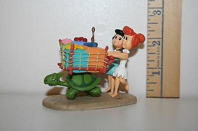 Hallmark Ornament - Betty and Wilma - The Flintstones - Shopping Cart - 1995