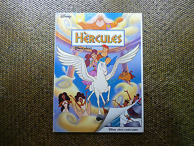 Hercules Catalan Ingles - Disney - Comic (Leer)